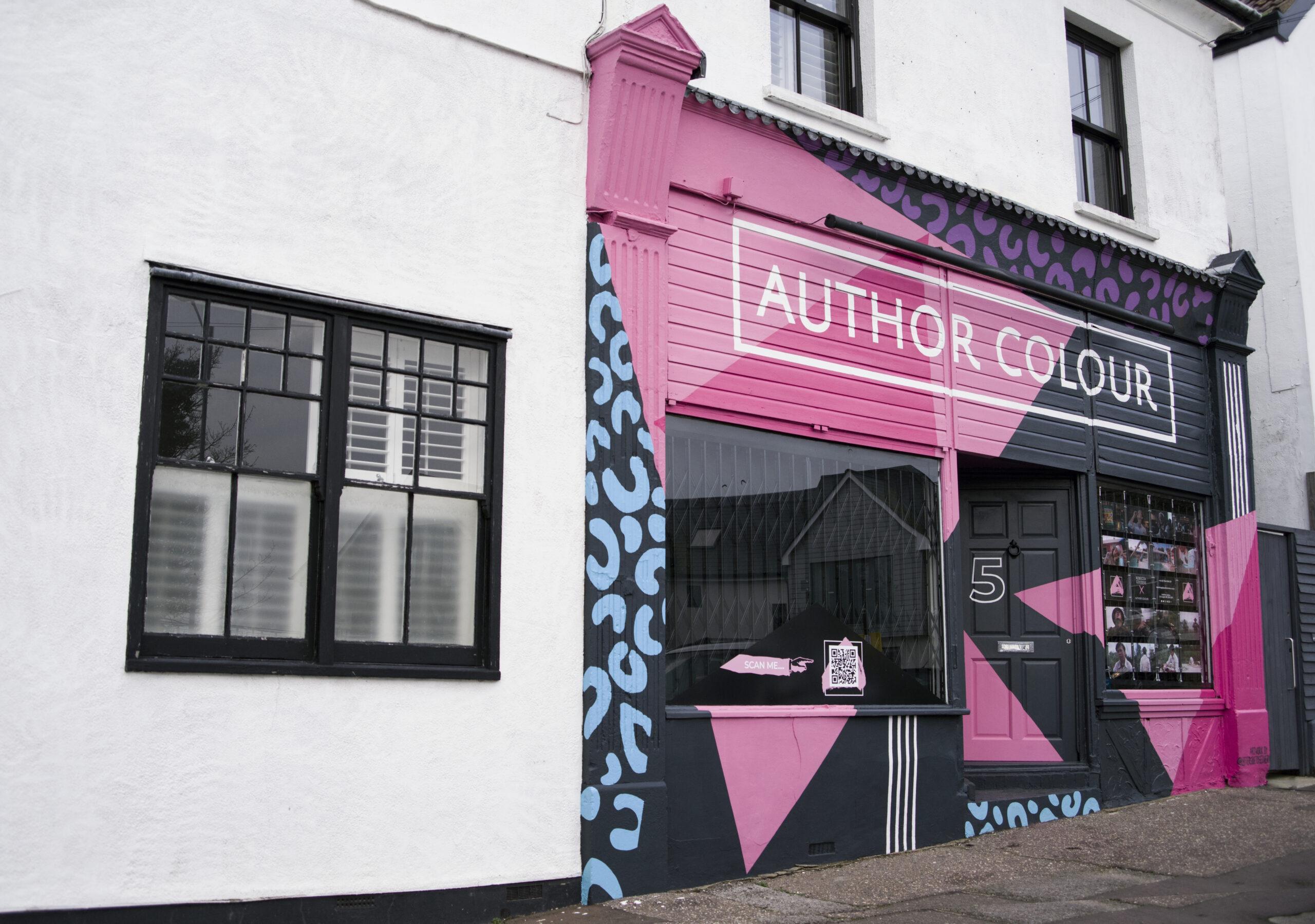 Boutique Colour Grading House Author Colour